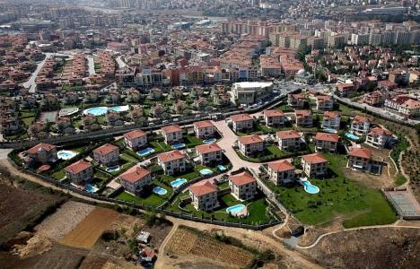 Çekmeköy'de imar planı