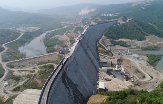 Melen Barajı'nın yüzde 95'i tamamlandı!