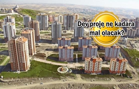 TOKİ Ankara Yenimahalle projesi için ÇED süreci başladı!
