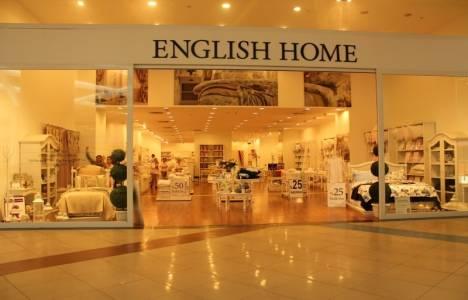 English Home'un yeni