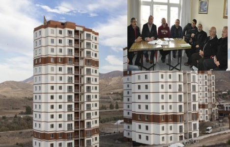 Fi Yapı Kırıkkale mağdurları dernekleşiyor!