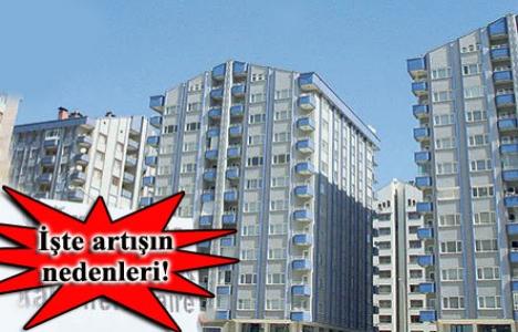 Türkiye'de kiralar yüzde