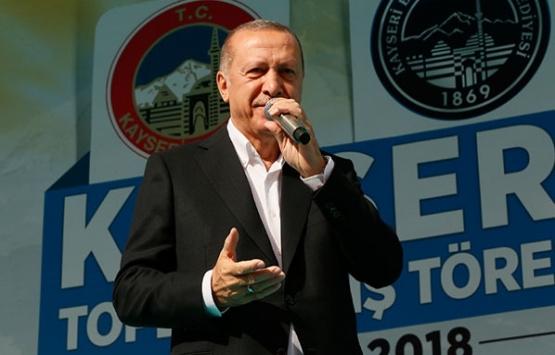 Kayseri'deki 17 bin