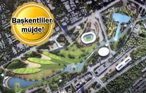 Ankara Millet Bahçesi ihalesi yarın!