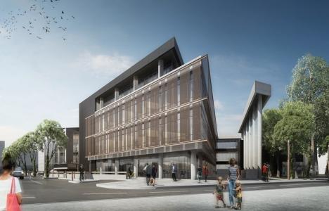 Çanakkale Belediyesi ana hizmet binası yeniden yapılandırılıyor!