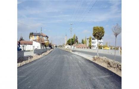 Konya Çeltik'e prestijli cadde!