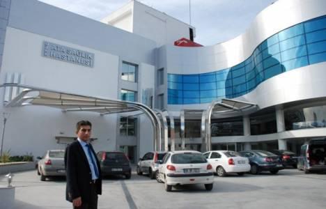 Özel Ata Sağlık Hastanesi açıldı!