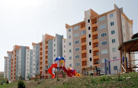 TOKİ Konya'da 198