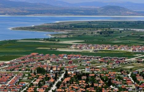 Burdur'da köylere yatırımlar