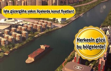 Kanal İstanbul emlak