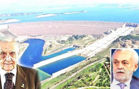 Atatürk Barajı öksüz