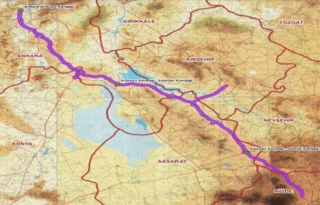 Ankara-Niğde Otoyolu için