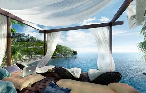 LUX Bodrum Resort & Residences'ta 4 kal 3 öde kampanyası!