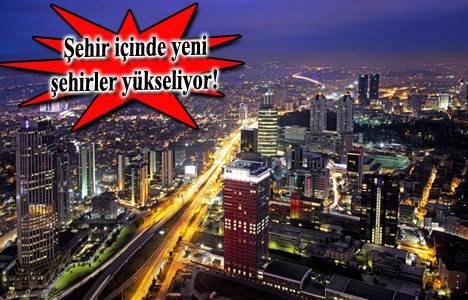 İstanbul büyük konut projeleri 2013!
