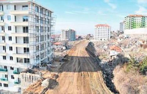 Altındağ'da imar planı