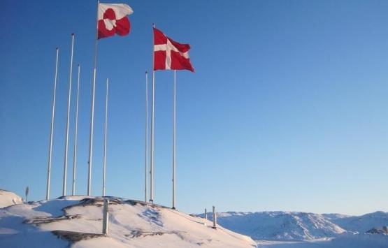 Danimarka, Grönland'da havalimanı