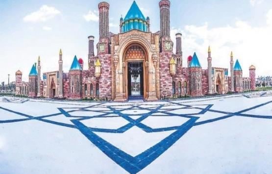 Asya ve Avrupa'nın en büyük tema parkı Ankara'da açıldı!