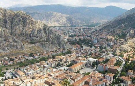 Amasya'da 3.6 milyon
