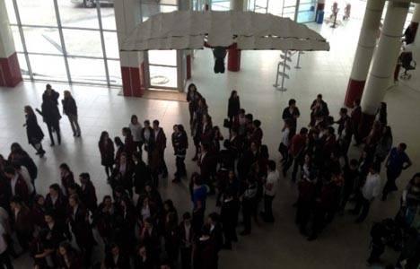 Öğrenciler Bursa Bilim ve Teknoloji Merkezinde buluşuyor!