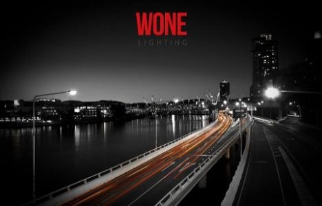 Sokak aydınlatmasında ekonominin adı Wone Lighting!