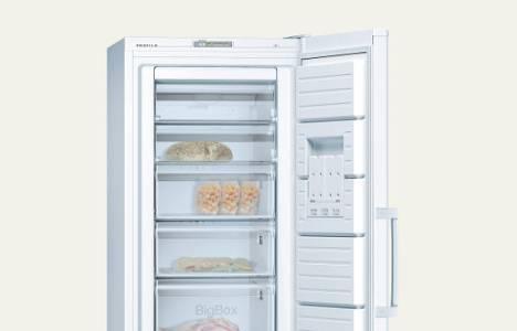 Profilo'dan NoFrost buzdolabında