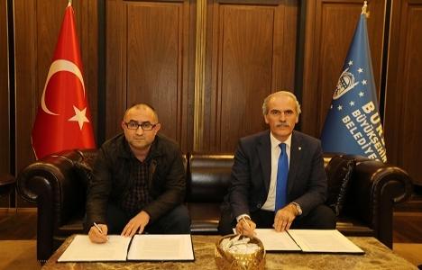 Bursa Mehmet Akif Ersoy Okulu yenileniyor!