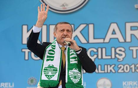Başbakan Erdoğan: Türkiye'yi