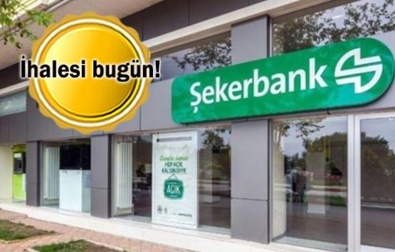 Şekerbank 52 ildeki 264 gayrimenkulünü satıyor!