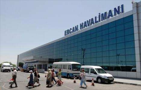 Ercan Havaalanı inşaatı