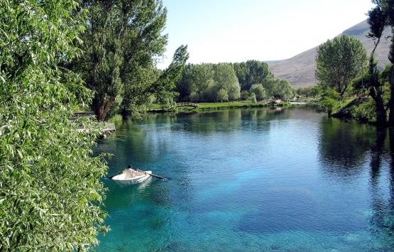 Sivas Gökpınar Gölü'ne 'bungalov evler' projesi!