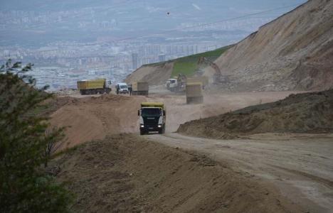 Ankara'ya 20 kilometrelik dev bulvar!
