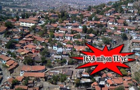 Altındağ Belediye Başkanlığı kat karşılığı inşaat yaptıracak!