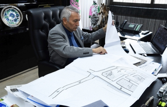 Isparta Gül İki Sanayi Sitesi'nin imar planı onaylandı!
