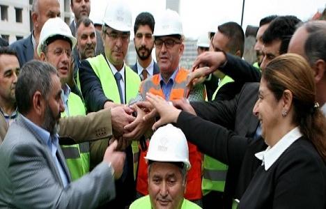 Cüneyt Çakır Spor Kompleksi'nin temeli atıldı!