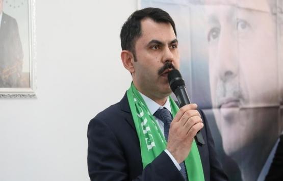 Murat Kurum: İmar