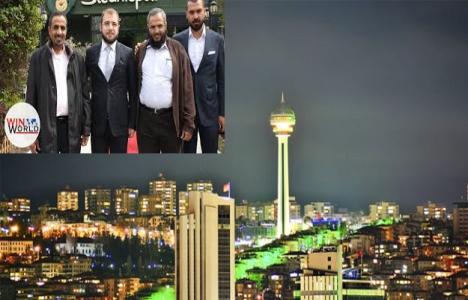 Pan Kingdom firması Ankara'ya 100 milyon dolarlık yatırım yapacak!