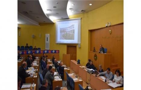 Düzce Belediye Meclisi'nin