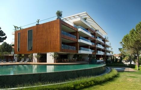 Çeşme'de ayrıcalıklı yaşam projesi: Sea Homes!