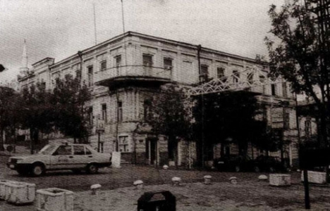 Kars'taki tarihi binalar