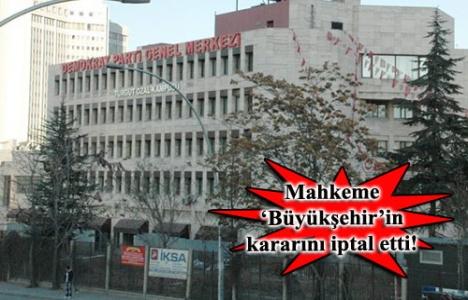 Demokrat Parti binası