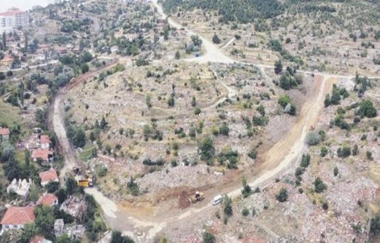 Altındağ'da 12 kilometre