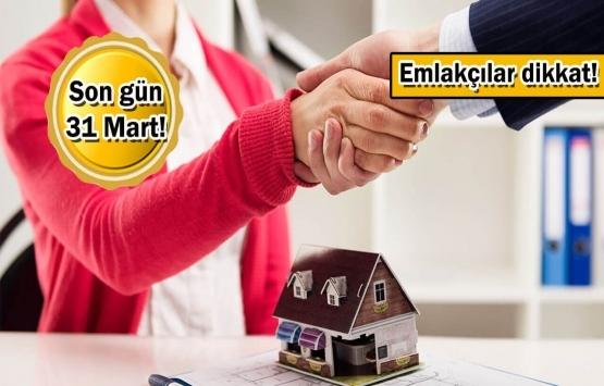 Artık herkes ev kiralayıp satamayacak!