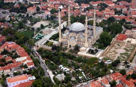 Edirne'de Fatih ve