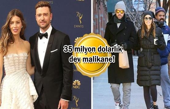 Justin Timberlake ve Jessica Biel Los Angeles'taki evlerini satıyor!