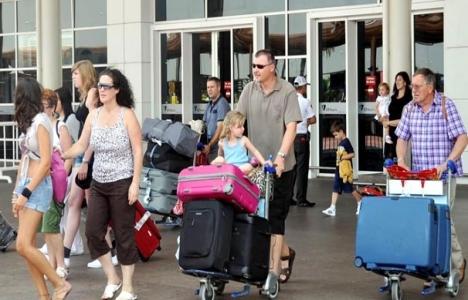 37 milyon turist 26 milyar dolar harcadı!