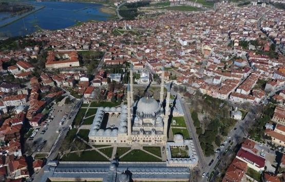 Edirne'de 9.8 milyon