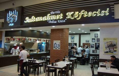 Tarihi Sultanahmet Köftecisi, Şanlıurfa'da ilk şubesini Piazza AVM'de açtı!
