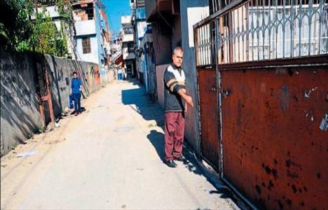Seyhan'da sokak yenileme