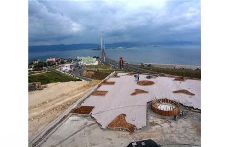 Kocaeli Seyir Tepesi projesi çalışmaları sürüyor!