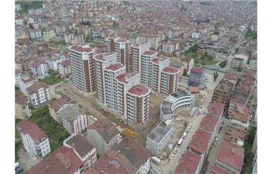 Ordu TOKİ projesindeki 120 daire satışa çıkıyor!